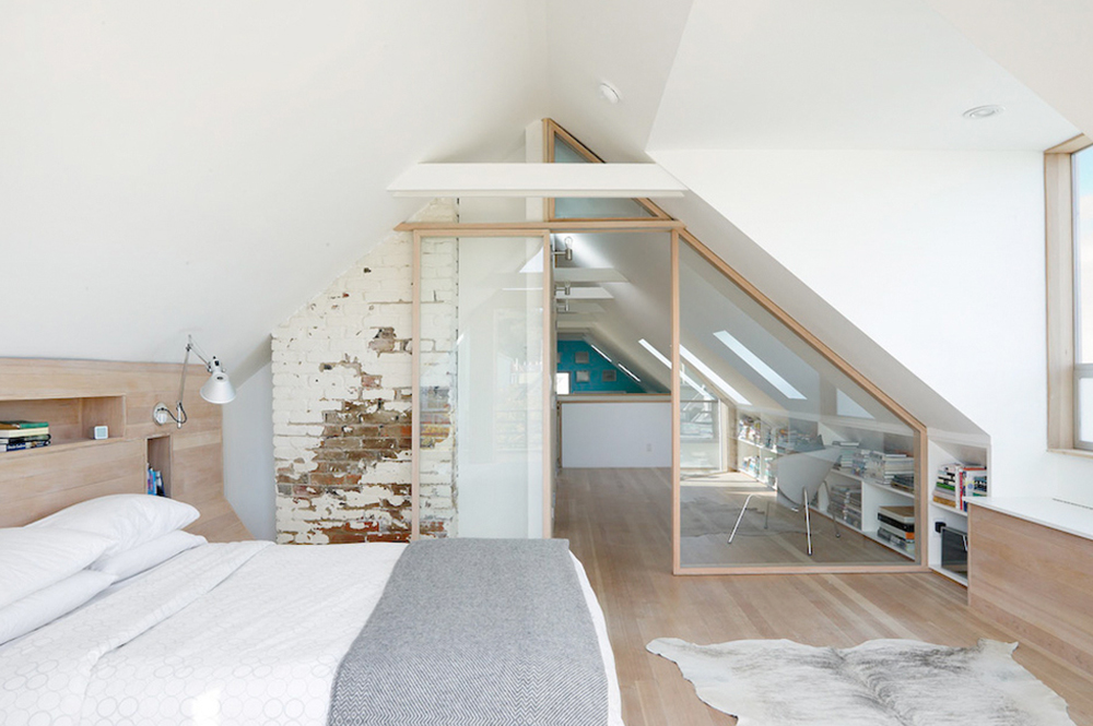 Attic conversions regulations requirements design considerations for Cost to convert attic to bedroom