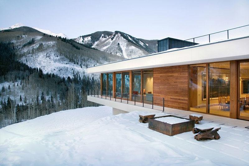 Modern Mountain House
