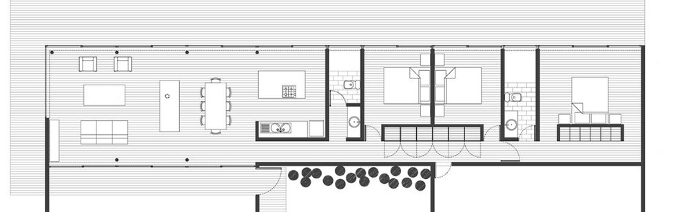 Characteristics of simple minimalist house plans for House design minimalist modern 1 floor