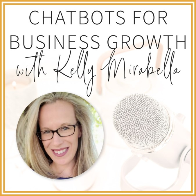 Chatting about Chatbots with Kelly Noble Mirabella