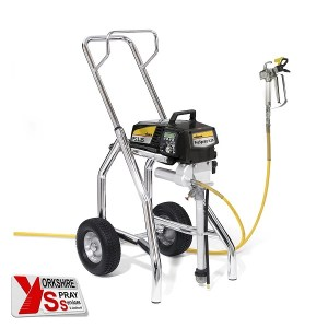 Yorkshire Spray Services Ltd - Wagner PS 3.25 Trolley Mount