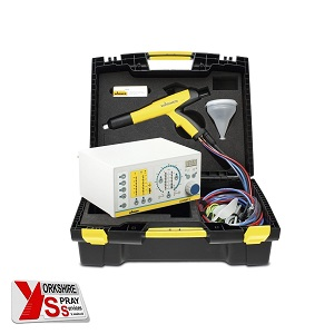 Yorkshire Spray Services Ltd_Wagner PEM X1 Cup Gun Set