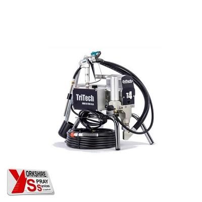 Yorkshire Spray Services Ltd - TriTech T4 Skid