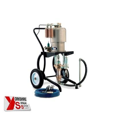 Yorkshire Spray Services Ltd - Q-Tech Q-AXT