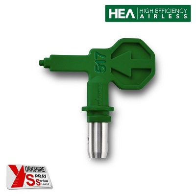 Yorkshire Spray Services Ltd - Wagner HEA 517