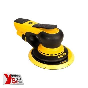 Yorkshire Spray Services Ltd - Mirka CEROS 650CV 150mm Central Vacuum Sander