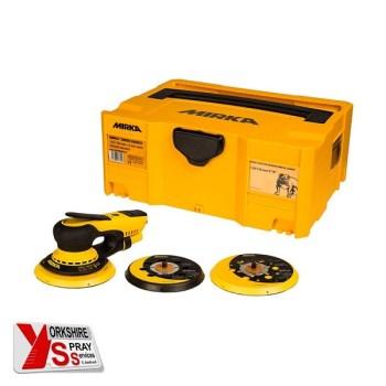 Yorkshire Spray Services Ltd - Mirka DEROS 5650XCV 125 & 150 110v