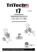 Yorkshire Spray Services Ltd - TriTech T7 Manual