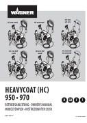 Yorkshire Spray Services Ltd - Wagner Heavy Coat 950 970 Manual