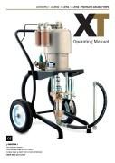 Yorkshire Spray Services Ltd - Q-Tech QAXT Manual