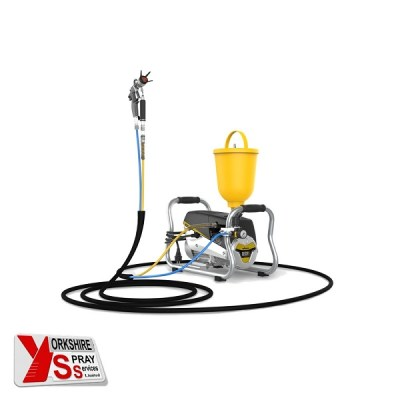 Yorkshire Spray Services Ltd - Wagner SF23 AirCoat Stand
