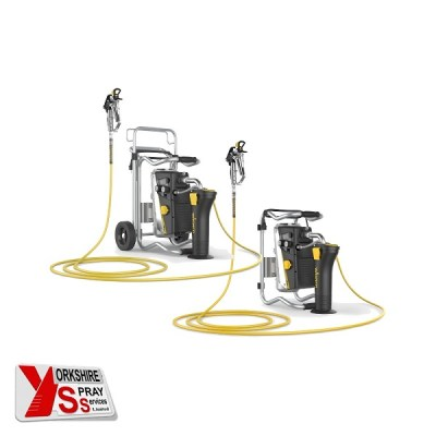 Yorkshire Spray Services Ltd - Wagner SF23 Airless Emulsion