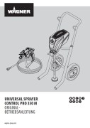 Yorkshire Spray Services Ltd - Wagner Control Pro 350M_Cart Manual