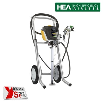 Yorkshire Spray Services Ltd - Wagner Control Pro HEA 350 Extra Trolley