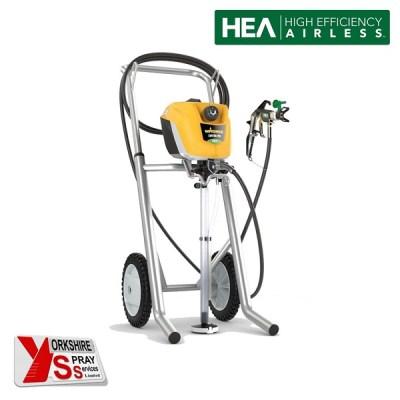 Yorkshire Spray Services Ltd - Wagner Control Pro HEA 350M Trolley