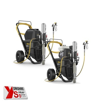 Yorkshire Spray Services Ltd - Wagner Heavy Coat 750