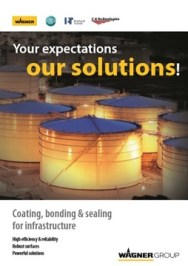 Yorkshire Spray Services Ltd - Coating, Bonding & Sealing for Infrastructure Brochure
