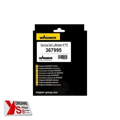 Yorkshire Spray Services Ltd - Wagner Service Set AirMotor 4inch