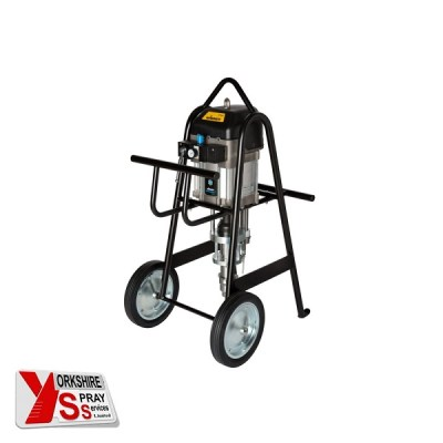 Yorkshire Spray Services Ltd - Wagner Tiger 72_300 Trolley Spray Pack