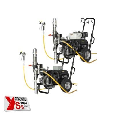 Yorkshire Spray Services Ltd - Wagner Heavy Coat 970 E & G