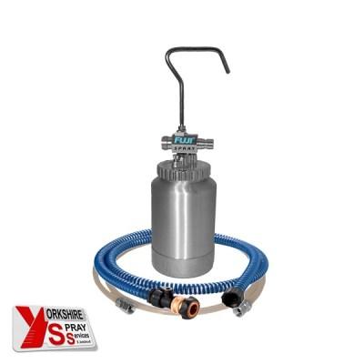 Yorkshire Spray Services Ltd - Fuji HVLP 2Ltr Remote Cup & Whip Hose
