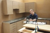 Kitchen Fitting Course at YTA