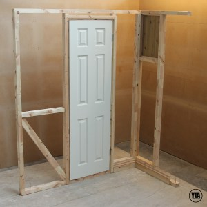 Carpentry NVQ level 2 assessment front