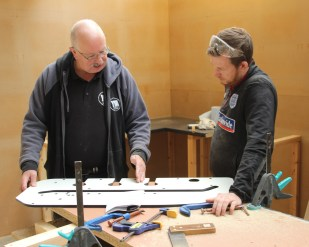 Worktop fitting course
