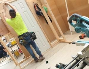 Site Carpentry 1 day NVQ level 2 EWPA