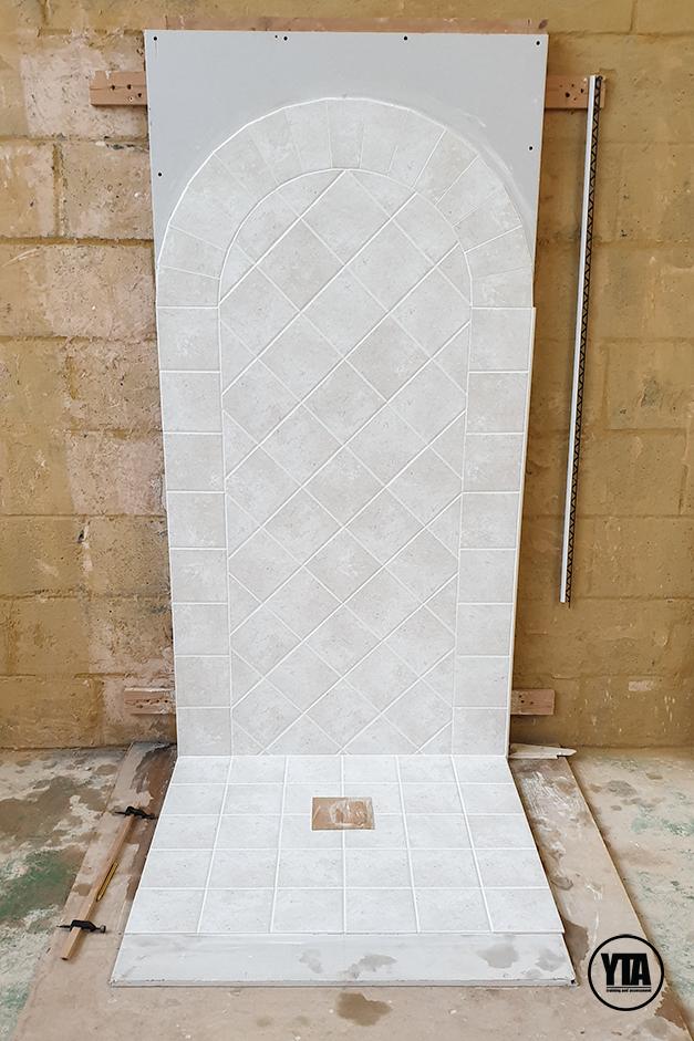 Tiling NVQ2 EWPA YTA