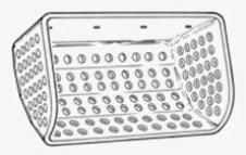 elevator conveyor bucket