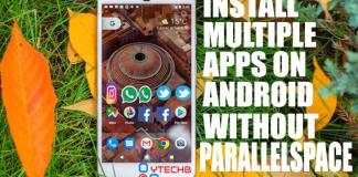 Multiple apps on android