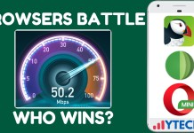 Browser Comparison: Opera Mini vs Puffin vs Jelly Web Browser