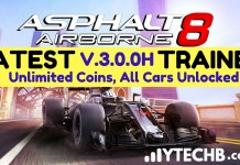 Asphalt 8: Airborne Game New Trainer (V.3.0.0H) For Windows 10