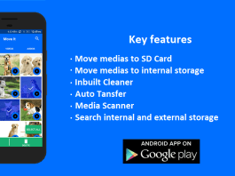 Moveit for Android