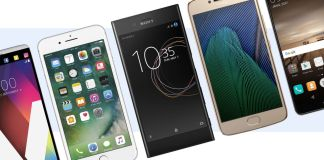 Top Smartphones to buy with Insurance