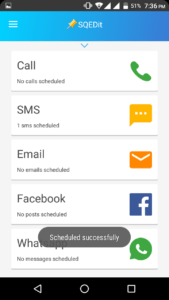 How to Schedule SMS on any Android Device