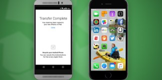 How To Move All Data From Android To iOS