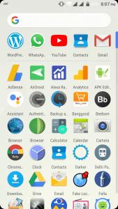 Download New Pixel Launcher APK