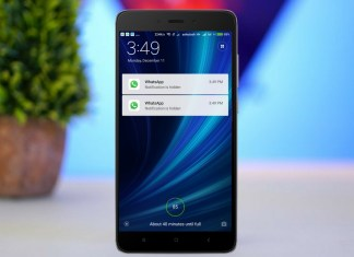 How to Hide Sensitive Content From Notifications on MIUI 9