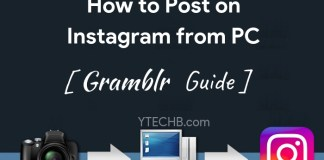 How to Post on Instagram from MAC/PC [Gramblr Guide] YTECHB