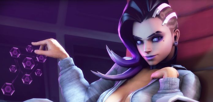 sombra overwatch wallpaper