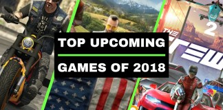 best upcoming games of 2018