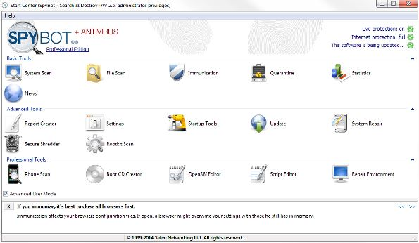 free malware removal tool for windows