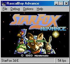RascalBoy Advance - best GBA Emulator for PC