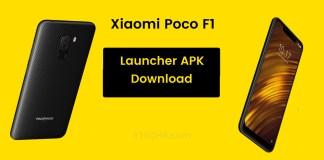 download poco f1 launcher apk