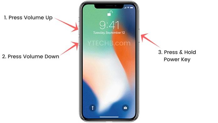 fix iphone x stuck on facetime