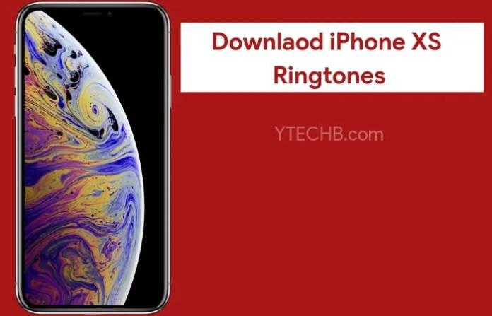 Download iPhone XS Ringtones