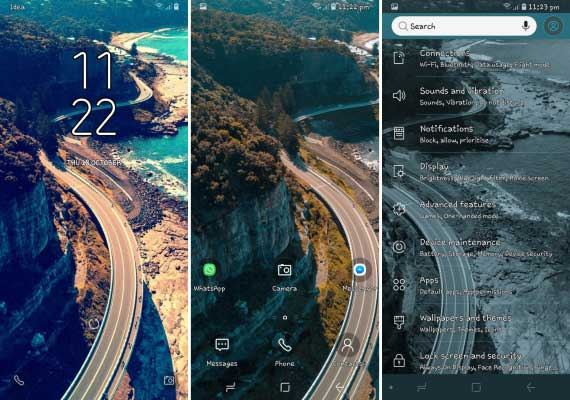 Samsung themes download