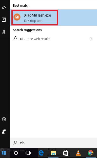 how to use mi flash tool